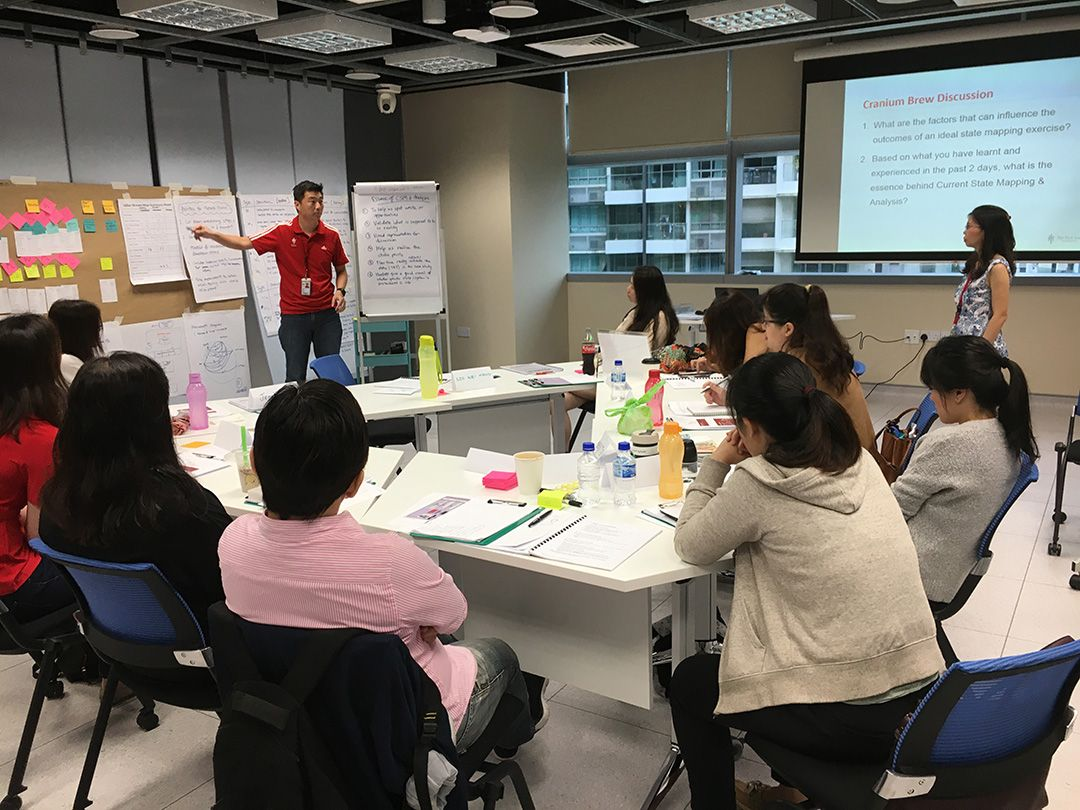 AIC-appointed Learning Institute Tan Tock Seng Hospital offers courses for Community Care professionals in Singapore to improve quality of life for seniors
